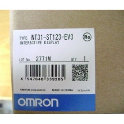 Omron Touch Screen  HMI  NT631C-ST141-V2