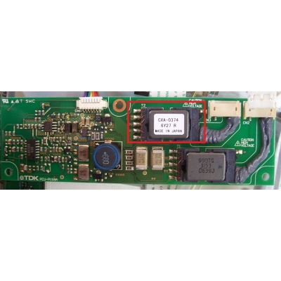 LCD INVERTER CXA-P1212B-WJL,PCU-P091B