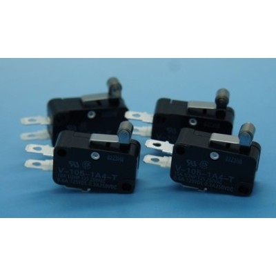 OMRON PARTS  V-111-1C4 , V-11-1A4 , V-11-1C2 , V-11-1C4 , V-11-1E5 ,V-112-1C4
