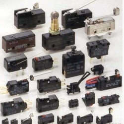 OMRON PARTS  V-154-1A5 , V-154-1A6 , V-154-1B6, V-154-1C25 , V-154-1C26 , V-154-1C5