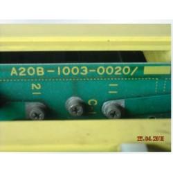 FANUC  A20B-1003-0020 , A61L-0001-0093