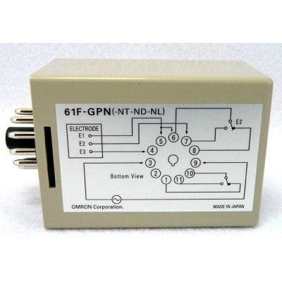 OMRON PARTS  61F-GP-N 220V , 61F-GP-N 110V
