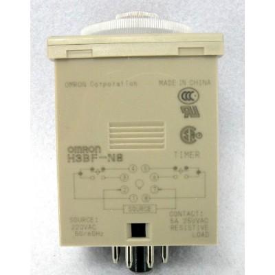 OMRON PARTS   H3BF-N8 AC220V , H3CR-A8 DC12-48