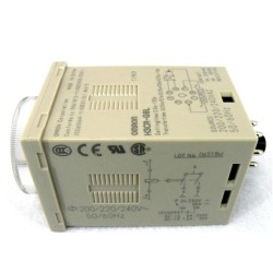 OMRON PARTS  H3CR-G8L AC220V , H5CX-ASD
