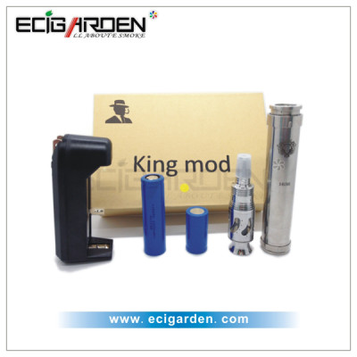 Mechanical mod ecig King Mod