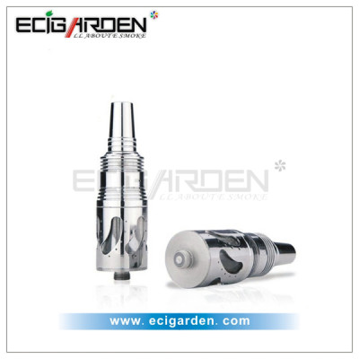 RDA atomizer steam turbine