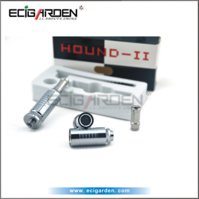 Dry herb and wax Hound II e cigarette atomizer