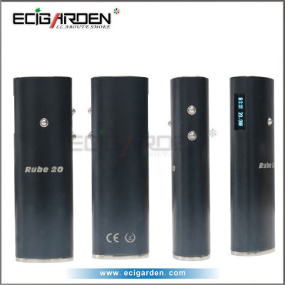 Ecigarden 20w Rube 20 variable waltage mod