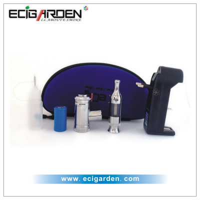 chinese ecig supplier ecigarden supply high quality 18650 e-pipe