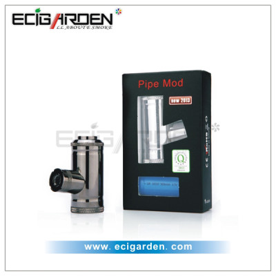 chinese ecig supplier ecigarden supply ecig mod e pipe 18650