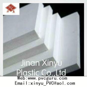 HL hottest colored PVC foam sheet/board/panel