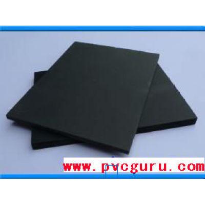 HL HOT black pvc foam board