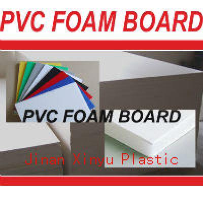 HL HOT 1-30MM PVC FOAM BOARD