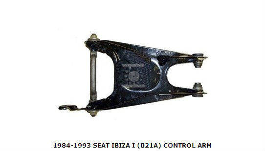 1984-1993 seat ibiza eu( 021a) oem braço de controle se022157100a