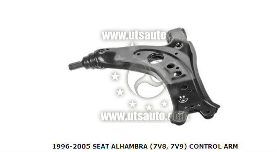 1996-2005 seat alhambra( 7v 8,7v9) del brazo de control 6q0407151d oem