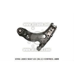 Sede 1996-2003 a3( 8l1) braccio di controllo 1j0407151a oem
