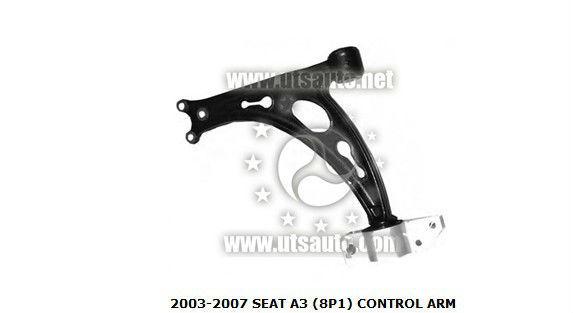 2003-2007 a3 asiento frontal inferior del brazo de control 1k0407151 m