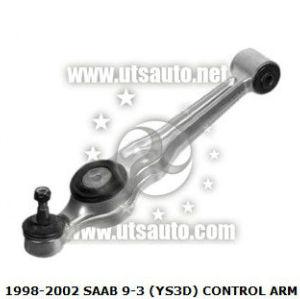 1998-2002 saab 9-3( ys3d) braccio di controllo oem 45 43 450