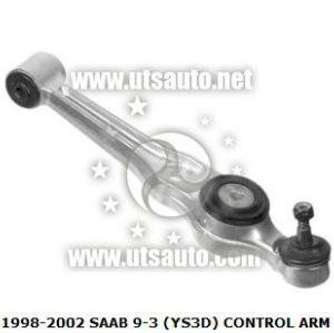 1998-2002 saab 9-3( ys3d) braccio di controllo oem 45 468 43