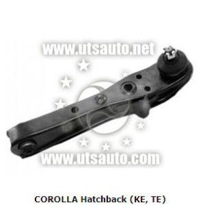 Toyota corolla berline( ke, te10) contrôle des armements 48068-19045 oem