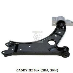 Volkswagen caddy iii. boîte.( 2ka, 2kh) contrôle des armements 1k0407152ae oem