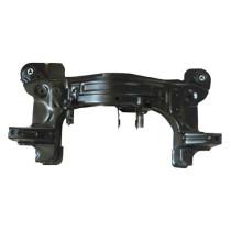 Front suspension swinging-arm
