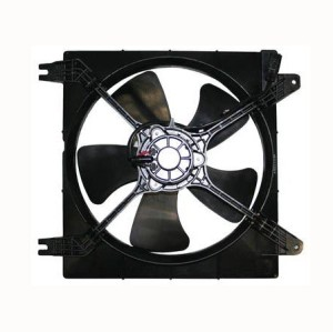 FAN ASSY RAD