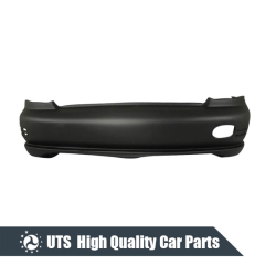 REAR BUMPER WITH SINGLE HOLE FOR ACCENT 98