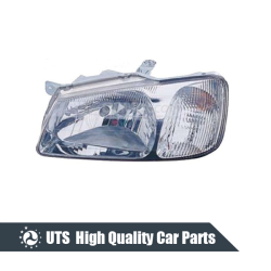 HEAD LAMP FOR ACCENT 00-01,MANUAL