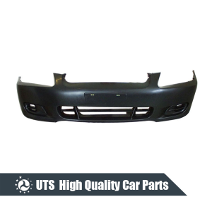FRONT BUMPER WITHOUT FOG LAMP HOLE FOR ACCENT 00-01,MIDDLE EAST TYPE