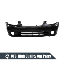 FRONT BUMPER WITH FOG LAMP HOLE FOR ACCENT 03-05