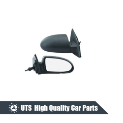 SIDE MIRROR FOR ACCENT 06,GRAY AND BLACK, MANUAL AND ELECTRIC