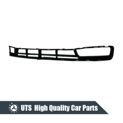 FRONT BUMPER GRILLE WITH FOG LAMP HOLE FOR ACCENT 06