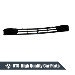 FRONT BUMPER GRILLE WITHOUT FOG LAMP HOLE FOR ACCENT 06