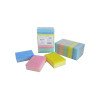 5pcs Colorful  Sponge Scouring Pads for Kitchen Cleaning