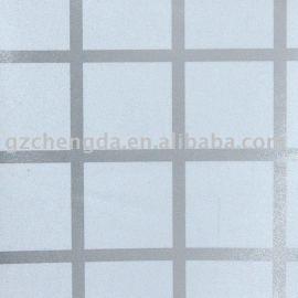 janela película de vidro