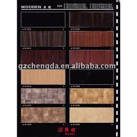 grão de madeira filme decoração