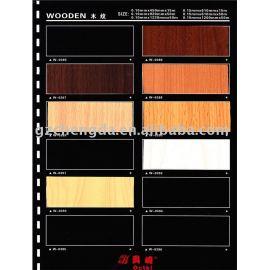 pvc madeira grão de filme