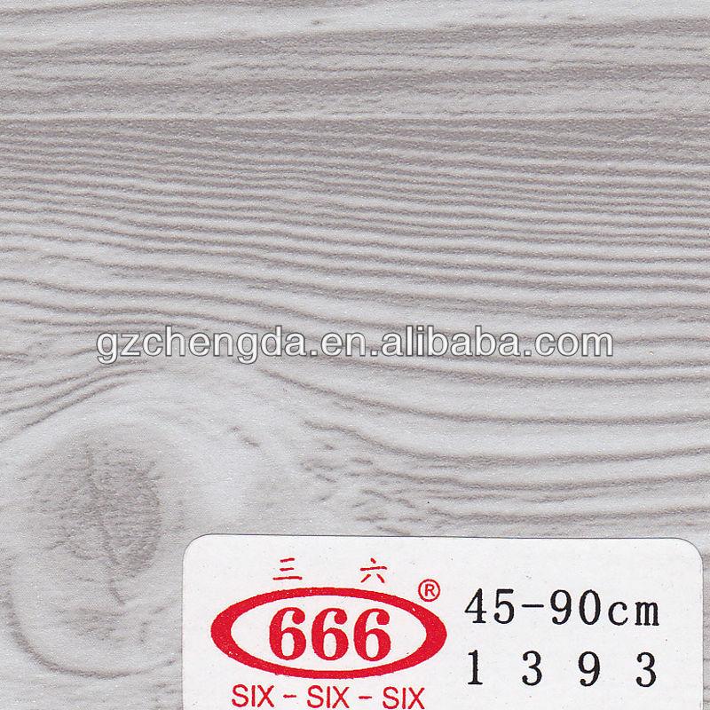 madeira grão de filme gravado