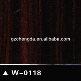 2013 quente vender bem preto pvc film para vidro