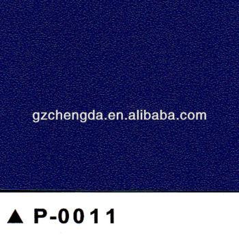2013 quente vender bem liso colorido filme de pvc