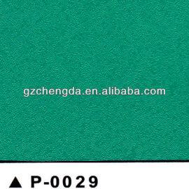 2013 quente vender bem verde pvc película para vidros