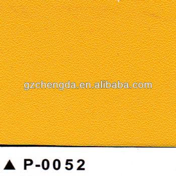 2013 quente vender bem amarelo decoração pvc film para vidro