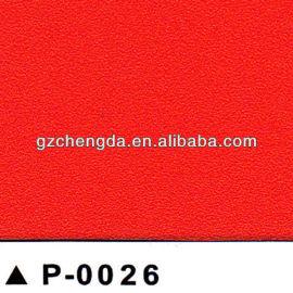 2013 quente vender bem vermelho decoração film para vidro