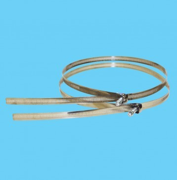 Quick Release Ajustable Stainless Steel Straps