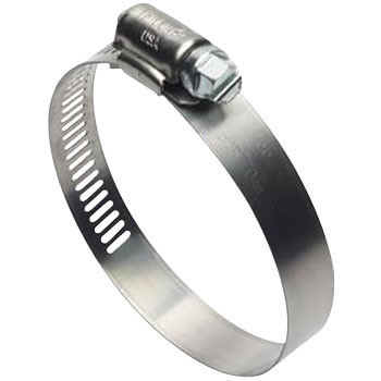 High quality stainless steel american type worm drive clamps