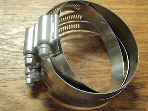 Hi-Torque Worm Gear Clamps