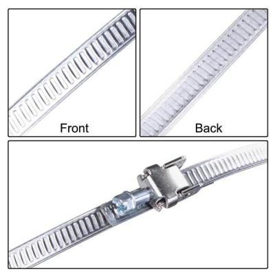 Vent Flexible Duct Adjustable Pipe Clamp