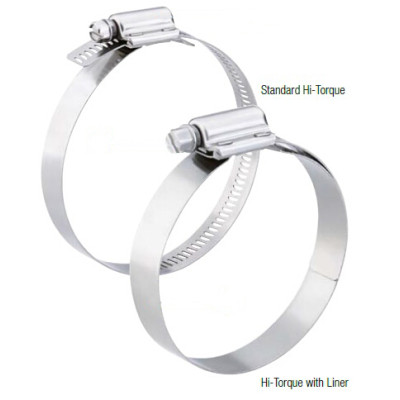 Noma Heavy Duty Worm Drive Clamps