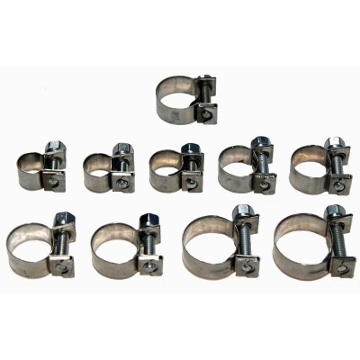 Fuel Injection Clamps